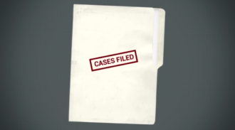 Cases filed